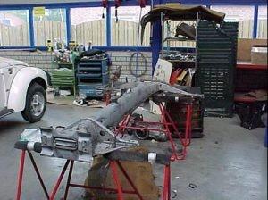 911 restauratie