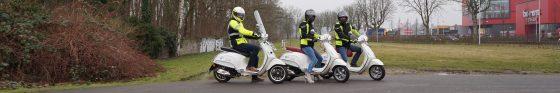scooter rijbewijs halen