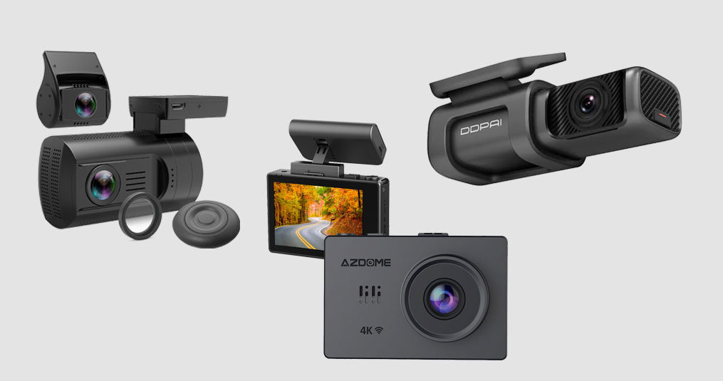 8 beste dashcams van 2021